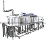 Bierbrauen-Gerät des Turnkey-1500L halb automatisches