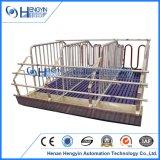 L'acier galvanisé de gestation de calage de la Caisse unique pour les truies