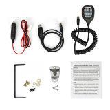Ce keurde de Mini Mobiele Radio van de Band van de Zendontvanger Lt.-725UV Dubbele goed