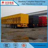 Di 3 assi del contenitore rimorchio resistente semi per la logistica Transportion