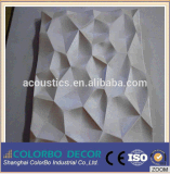 3D interior Wall Panel para TV Background