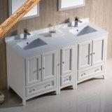 Fed-1072 60 Inch-heiße Verkaufs-doppelte Wannen-moderne Badezimmer-Möbel