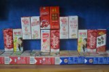 Lait Brick-Shape Cartons de papier