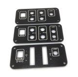 오디오 증폭기, 각인된 제품 각인하는, 알루미늄 상자 종판 금속 선반 부속, CNC 절단기 부속, 제조자를 각인하는 판금 각인 거푸집