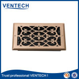 Griglia di aria decorativa del registro del pavimento di alta qualità per uso di ventilazione