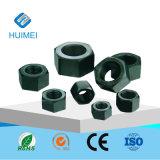 Bonne qualité de l'écrou hexagonal/écrou hexagonal en acier au carbone