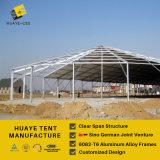 Шатер случая высокого пика купола Huaye с стеклянными стенами (hy025b)