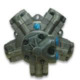 Hydraulische Motor van de Zuiger van Nhm 3-300 de Radiale