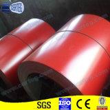 Prepintado Steel Coil PPGI鋼鉄Blue Color