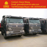 Autocarro con cassone ribaltabile caldo di Sinotruk HOWO 6*4 371HP di vendita 18cbm
