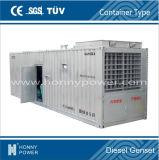 Генератор Контейнерного Типа (500-2250кВA)