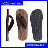 Deslizador simples J1601 de EVA do estilo dos calçados do homem)