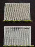 Infrarotcordierite-Bienenwabe-keramische Platte für Gasheizkörper