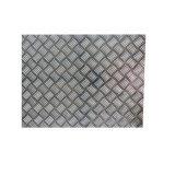 5052 Placa de alumínio xadrez para piso de Etapa