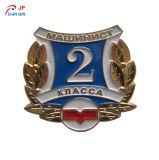 Alta qualidade personalizada OEM/Criativo ODM Matel Badge