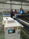 Cortadora grande del laser de la fibra de la zona de trabajo para las ventas
