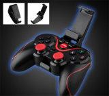 Controlador sem fio do jogo de Bluetooth V3.0, controlador do jogo de computador