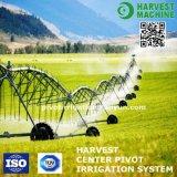 물뿌리개 농업 관개 센터 선회축 관개 시설