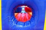 Parcours gonflable commercial de combattant organisé pour les enfants Chob530