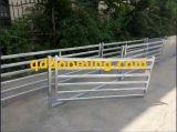 Животной гальванизированная загородкой панель загородки лошади, овца/загородка скотин