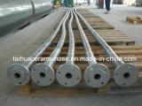 Alto Portare-Resisting Ceramic Rubber Hose per Power Plant