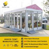 Шатер цены по прейскуранту завода-изготовителя Huaye стеклянный малый для сбывания (hy325b)