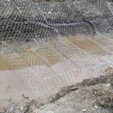 Puder-Beschichtung galvanisiertes Felsen-Korb Gabion Ineinander greifen