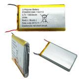 1163113 3.7V 37wh Batterie der Batterie-Lithium-Plastik-Batterie-10000mAh für Tablette