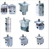 Duplex de la pompe à huile hydraulique de pompe à engrenages