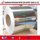 Lamiera di acciaio galvanizzata con buone lavorabilità e durevolezza