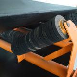 ConveyorのためのIdler Conveyor Rollerを下げなさい