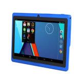7 pouces Allwinner A33 Android 4.4 Tablette quadri PC avec 1 Go 16 Go de stockage Deux caméras HD écran