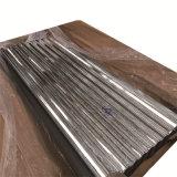 G90 оцинкованный гофрированный декорированных стальной лист пола