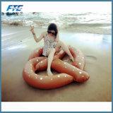 エアマットレス水ボートのプールの浮遊物のブイのKickboard膨脹可能なドーナツ