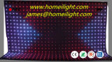 3 * 4 ткань занавеса звезды занавеса СИД P. 12 RGB m. видео-