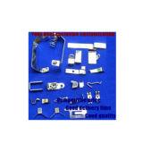 Edelstahl-stempelnde Batterie-Verschluss