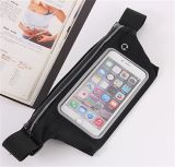 RunningのためのスポーツTouch Screen Cell Phone Waist Belt PackかBag