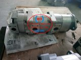 Originla verdadeira Lw100-1 Crane Komatsu 705-55-23020---Komatsu Bomba de Engrenagem da grua