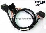 J1962 Obdii 16p+PCBA Cable
