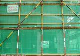La sicurezza della costruzione protegge il reticolato per la rete fissa della costruzione