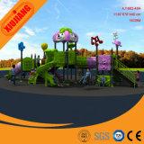 De Speelplaats van de tuin, de Commerciële Leverancier van de Apparatuur van de Speelplaats van Jonge geitjes