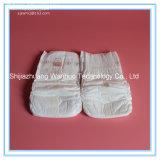 柔らかい通気性のNon-Wovenファブリック使い捨て可能な赤ん坊のナプキンのおむつ