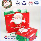 クリスマスのペーパーギフト袋