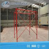 Tianjin Tyt 그룹의 Electro-Galvanized 프레임 비계 건축 비계 시스템 제조