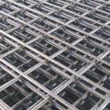Het bouw Geribbelde Staaf Gelaste Netwerk van de Draad van het Staal Versterkende