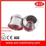 Usinagem CNC da Braçadeira do Eixo de alumínio
