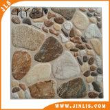 건축재료는 다채로운 돌 보기 시골풍 세라믹 마루 도와를 갈았다