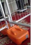 판매를 위한 직류 전기를 통한 사용된 군중 통제 보호 난간