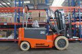 Preços do Forklift da bateria elétrica de 3.5 toneladas