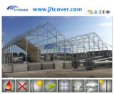 Fabrik-Preis-Fertighangar, Baumaterial, Gewebe-Gebäude (JIT-407025AH)